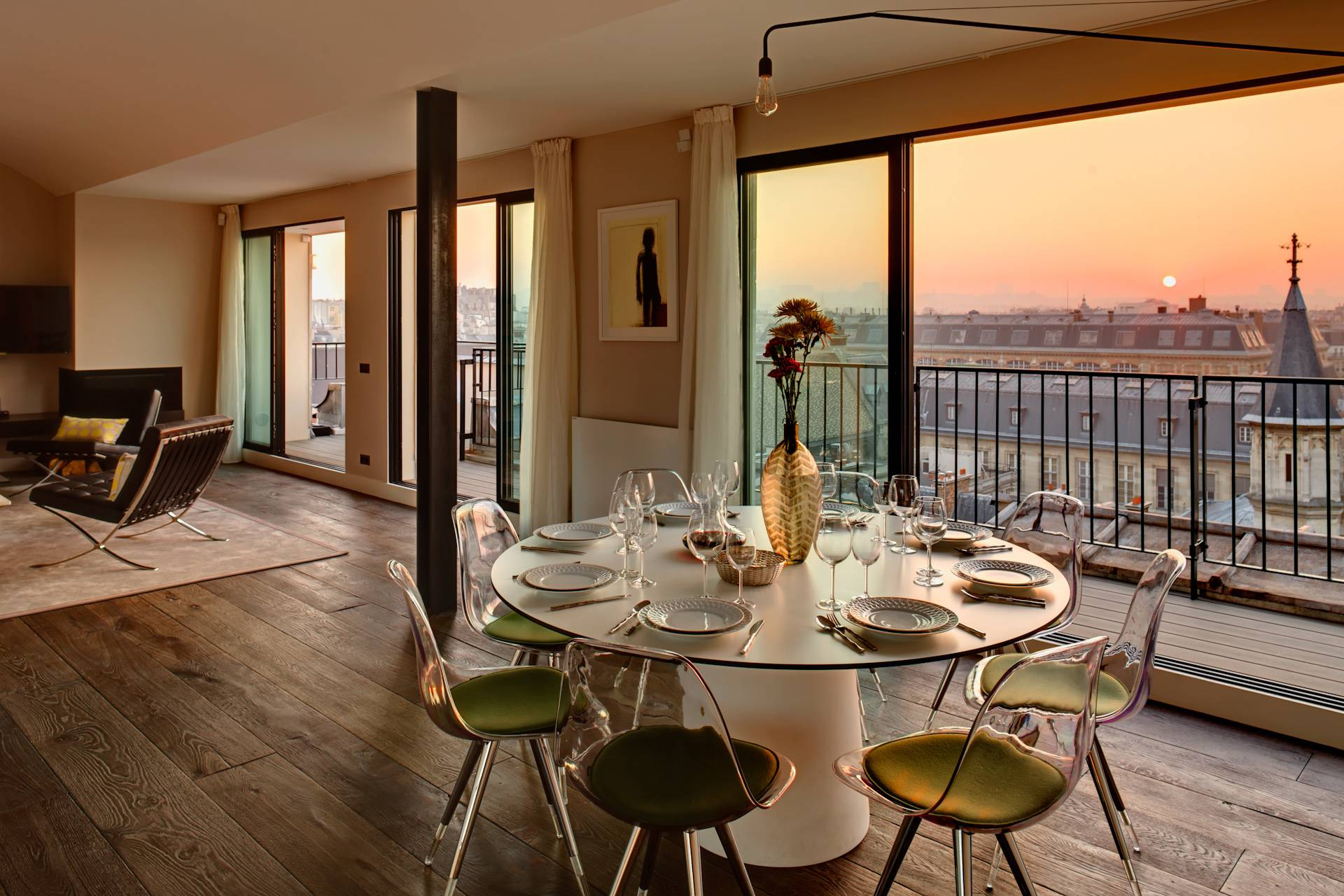 Paris Luxury Apartment Rentals Short Term