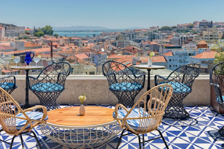 Take some height in Lisbon: The best rooftops