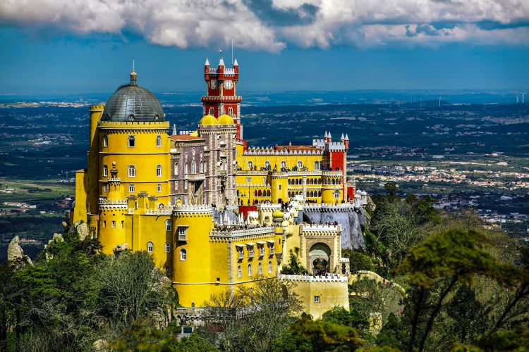 Sintra, a must-see getaway from Lisbon
